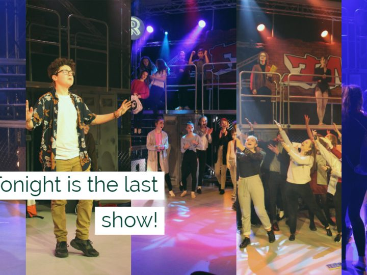 FAME! The Last Show